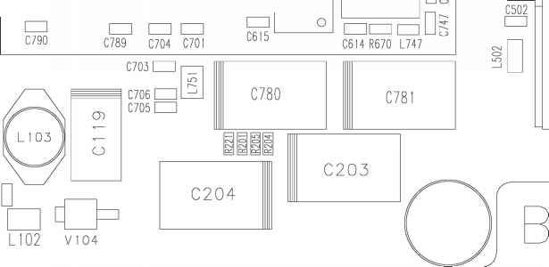 Schematic Diagrams - Nokia 9210i